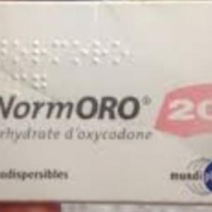Buy OxyNormOro 20mg Online