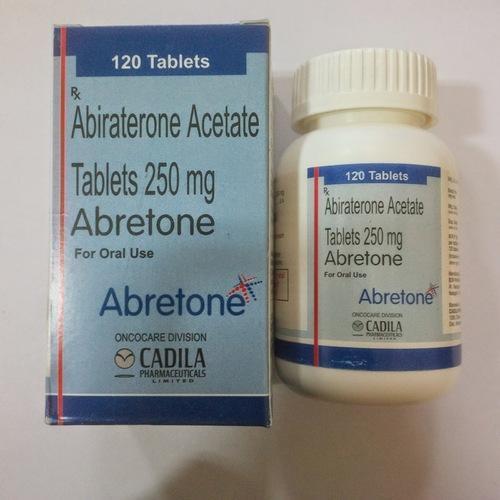 Buy Abretone Abiraterone 250 Mg Tablets Online