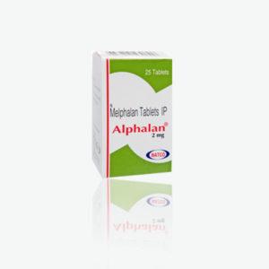 Buy Alphalan Melphalan 2 Mg Tablets Online
