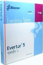 Buy Everolimus 5Mg Tablets Online